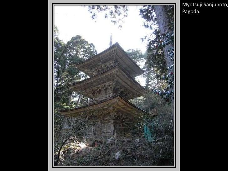 MyotsujiSanjunoto, Pagoda.<br />