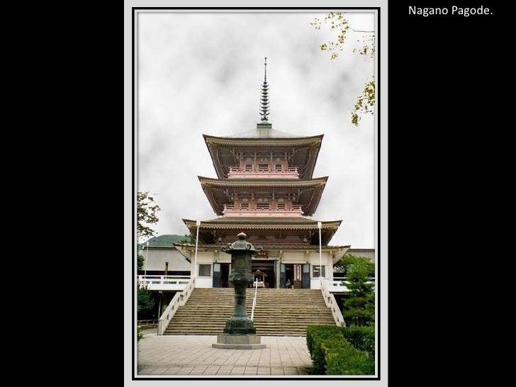 Nagano Pagode.<br />