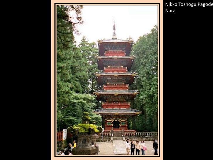 Nikko ToshoguPagode, Nara.<br />