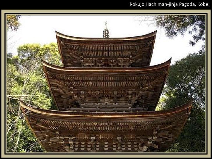 RokujoHachiman-jinja Pagoda, Kobe.<br />