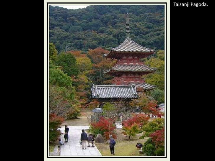 Taisanji Pagoda.<br />