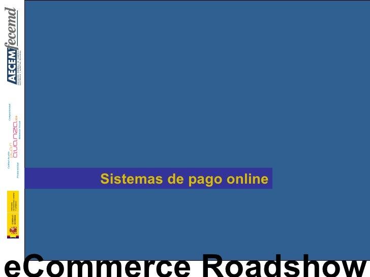 Sistemas de pago online