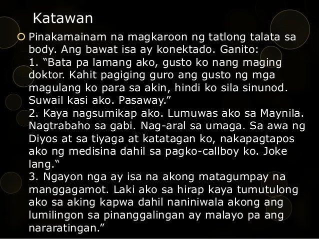 halimbawa ng sanaysay na walang wakas Halimbawa ng mga sanaysay sa wikang filipino sigurado akong malalaman mong walang mabuting maidudulot ang labis na pag-inom nito lalo na sa pagtagal ng.
