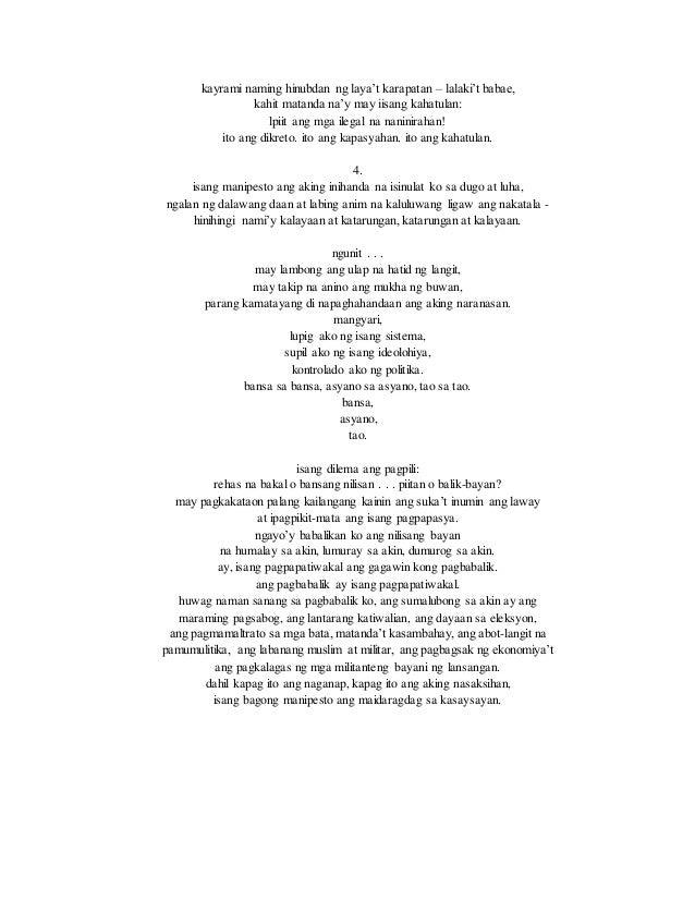 kwento ng pagpapahalaga Maraming dahilan kung bakit ipinagmamalaki ko na ako'y isang asyano ngunit sa ngayon ay magbibigay muna ako ng tatlo: una, ang balat natin na kayumangi, tayong mga asyano ay hindi na kailangan magpa-tan ng balat dahil nasa lahi na talaga natin ito.