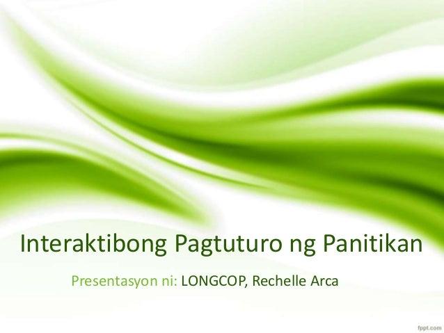 Mga guro, maging malikhain sa pagtuturo ng Filipino