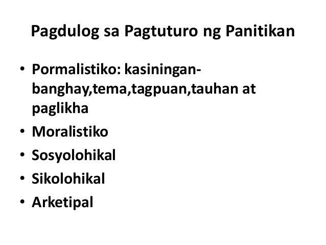 Filipino research paper kabanata 2 - Thesis Paper in filipino kabanata 2 guideline
