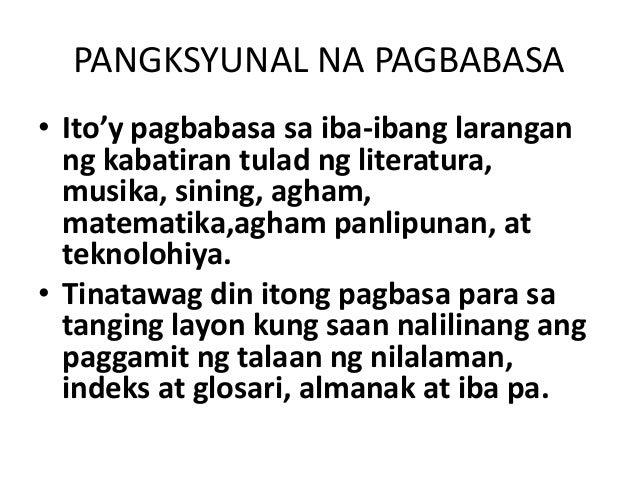 tekstong pang matematika Pagbasa ng tekstong pang-agham panlipunan (social science)  matematika edukasyon sining this is just one of our 121,230 study questions in quipper school.
