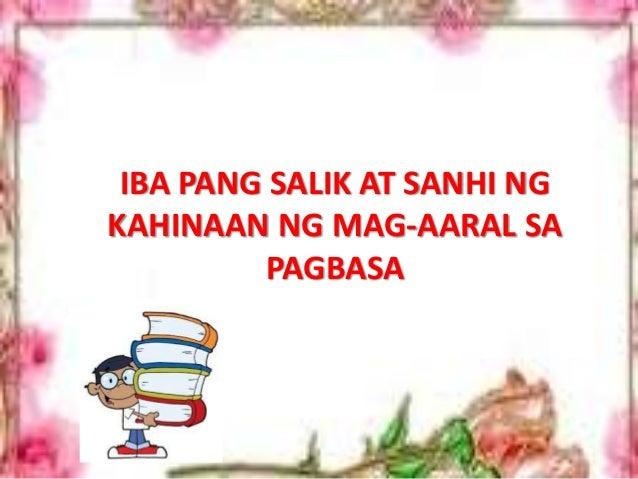 Batayang Konseptwal ng Filipino - WordPress.com