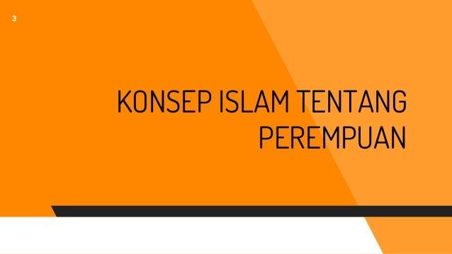 Pendidikan Agama Islam - Islam, Perempuan dan Feminisme  Slide 3