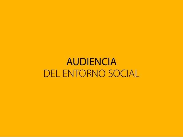 Social Paid Media: Estrategia de segmentaciones Slide 3