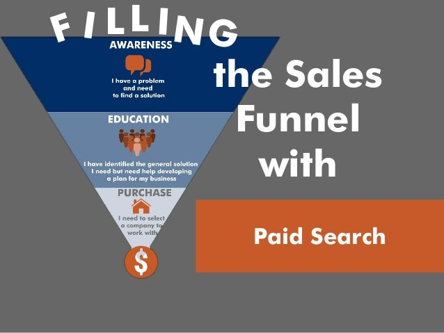 the Sales Funnel with Paid Search LL