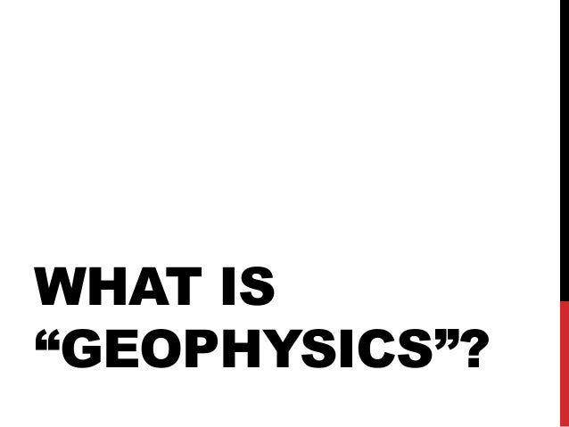 In solved pdf problems geophysics