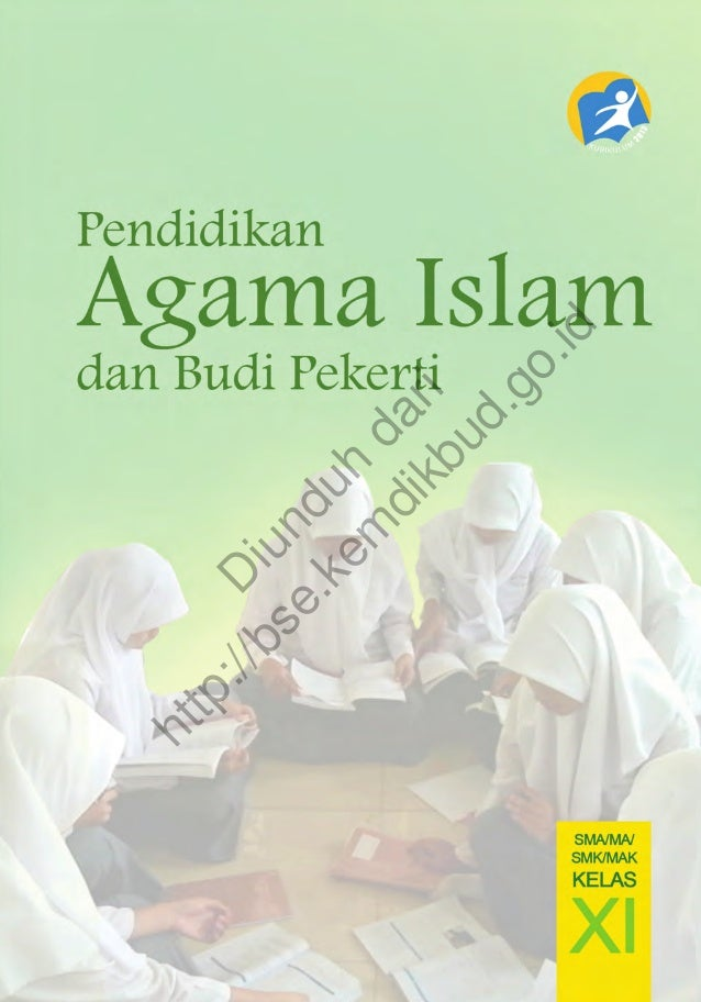 Pendidikan Agama Islam Kelas Xii