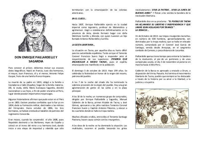 terminarían con la emancipación de las colonias               revolucionarios: ¡VIVA LA PATRIA! , ¡VIVA LA JUNTA DE       ...