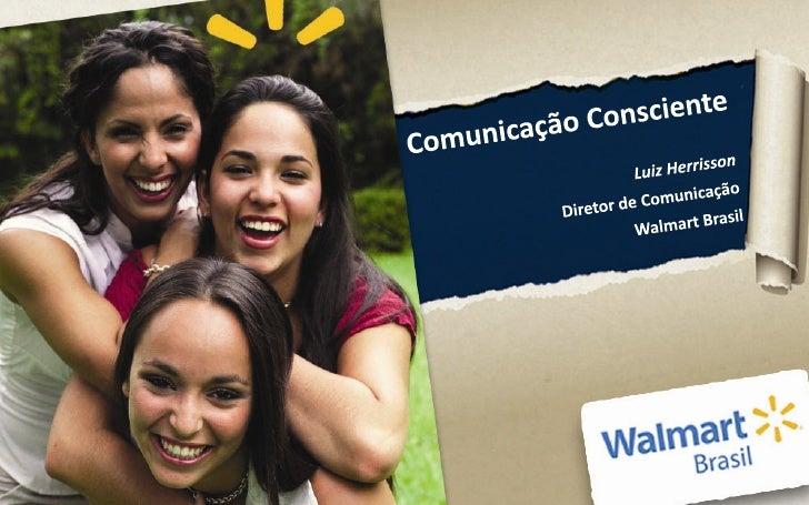 Sustentabilidade no Walmart Brasil