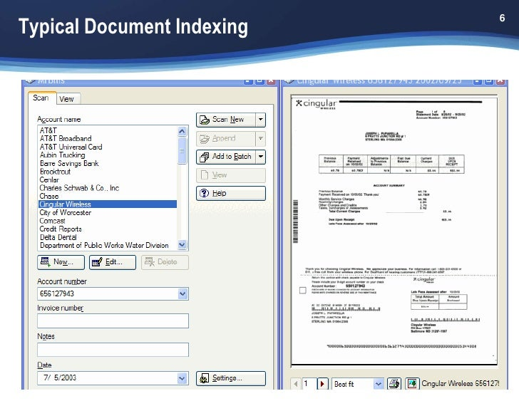 Painless Document Scanning and Indexing with Alfresco