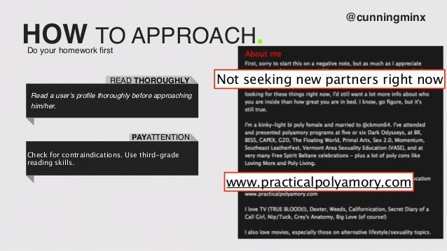 polyamory dating app