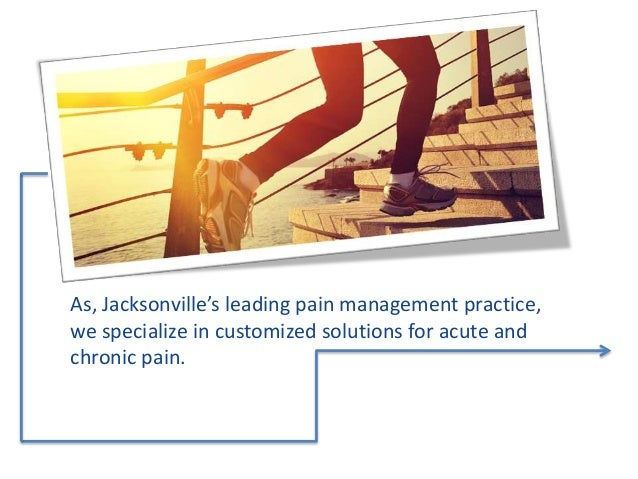 Pain Management Treatments In St. Augustine, FL Slide 3