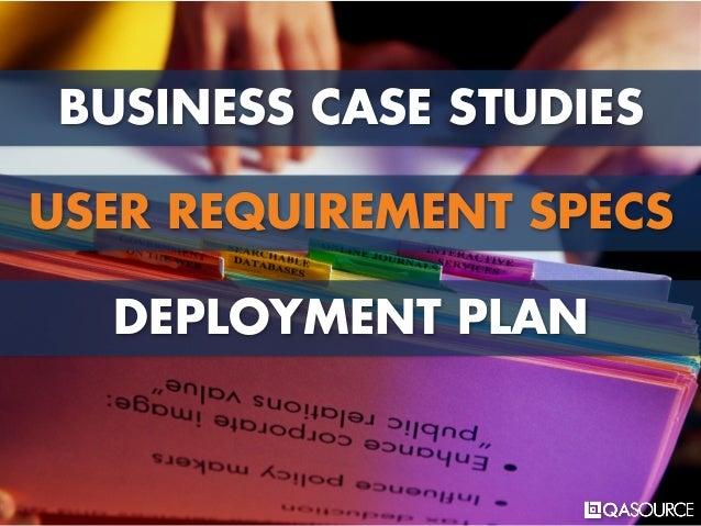 Qa business plan for Spec home business plan