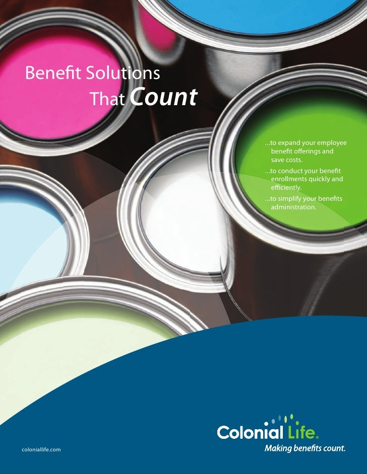 Benefit Solutions          That Count                        . . .to expand your employee                            benef...