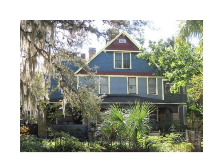 historic exterior paint colorsChoosing Exterior Colors for your Historic Florida House