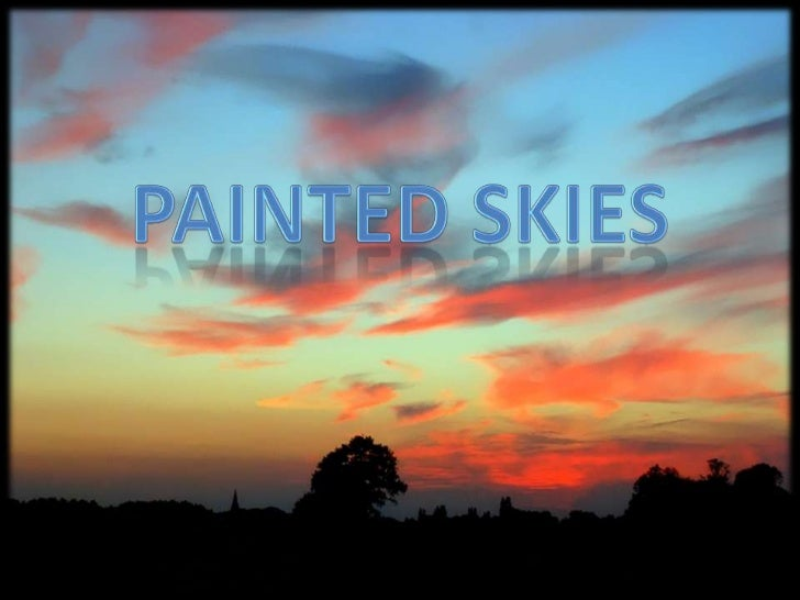 Painted Skies
