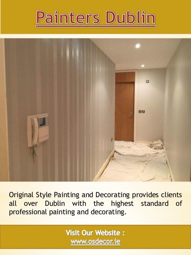 Painters and decorators dublin Slide 2