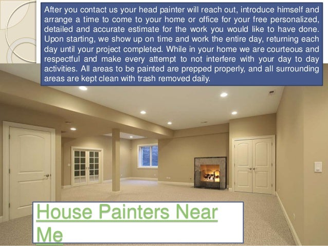 Interior House Painter Hourly Rate House And Home Design