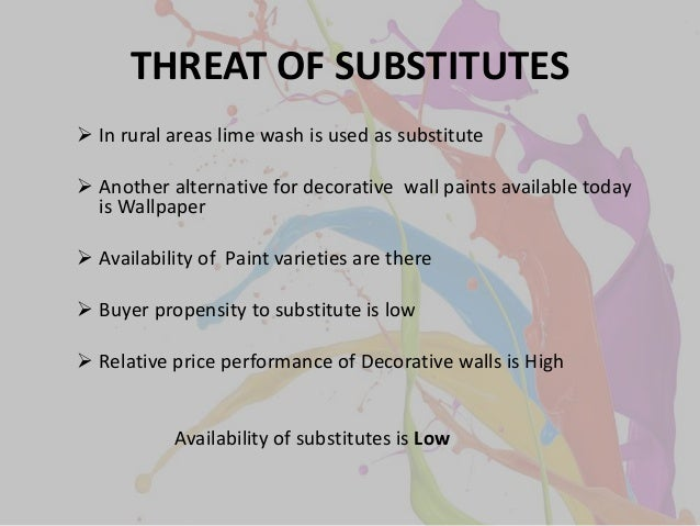 pestel analysis of dulux paint Swot analysis of dulux submitted by guided by vijay somase prof  company  profile •dulux paints is india's largest paint company in india.