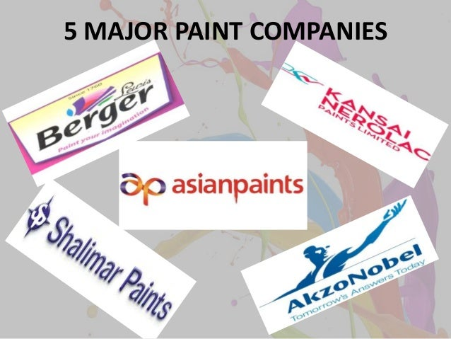pest analysis of paint industry in Pest analysis report on arts organisations a pest analysis of the barbican arts centre the strategic planning and detailed industry analysis.