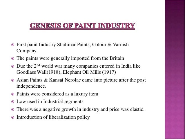 Mergers Acquisitions Asian Paints