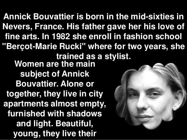 Women in paintings by A. Bouvattier Slide 3