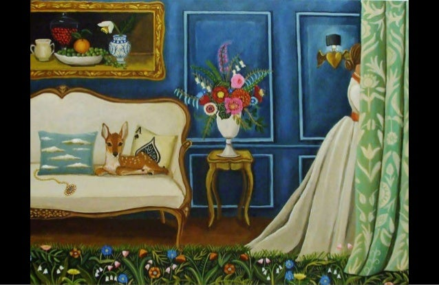 Paintings by Catherine Nolin