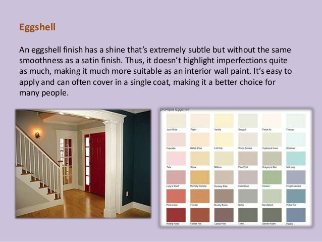 Nice 13. Semi Gloss Semi Gloss Is Another Common Interior Paint ...