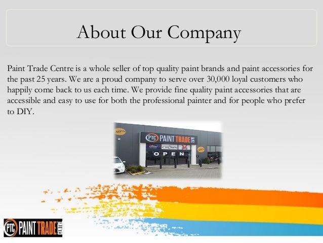 painting company description