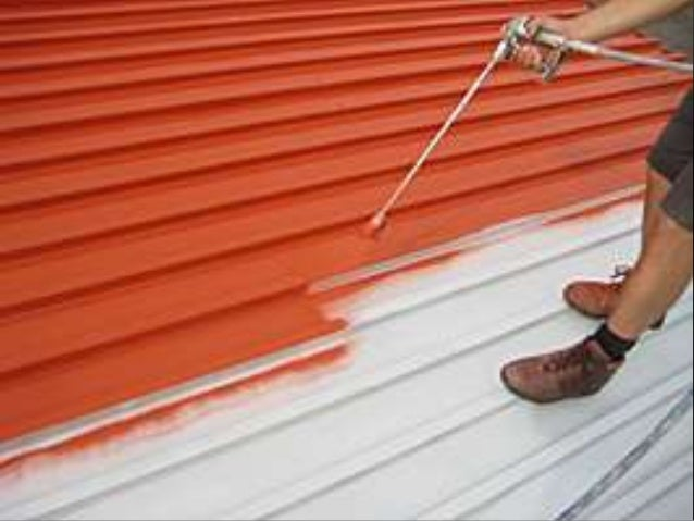 Paint your metal roof michigan do you know how to do it easily