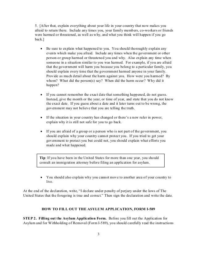 Pro Se Asylum Manual Eng