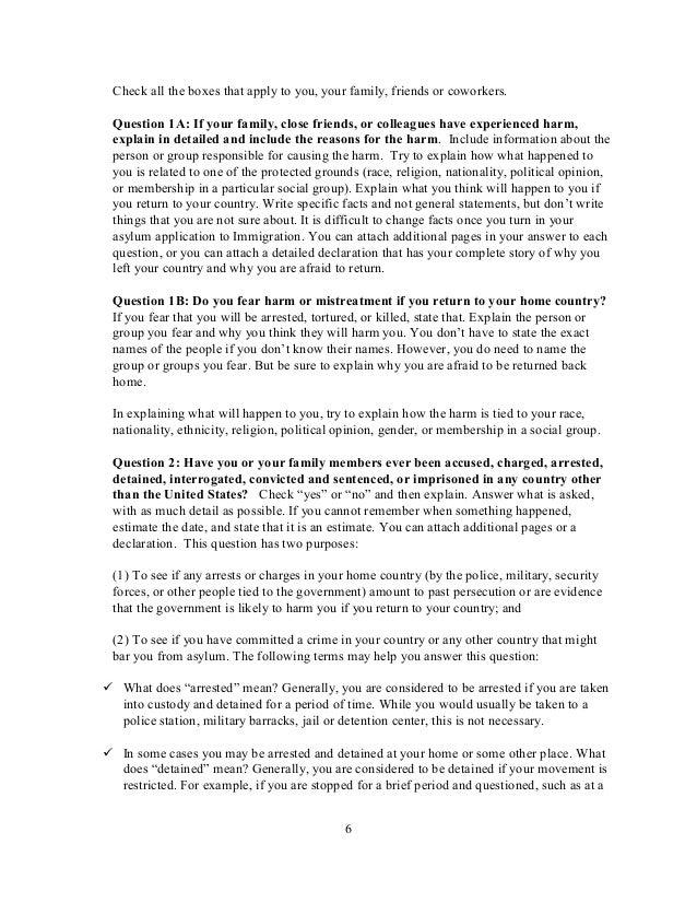 Pro se asylum manual eng 7 spiritdancerdesigns Gallery