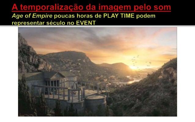 • E se o jogador parar o jogo? • A partir do momento em que se faz uma pausa no ato de jogar ( PLAY TIME), supõe-se uma in...