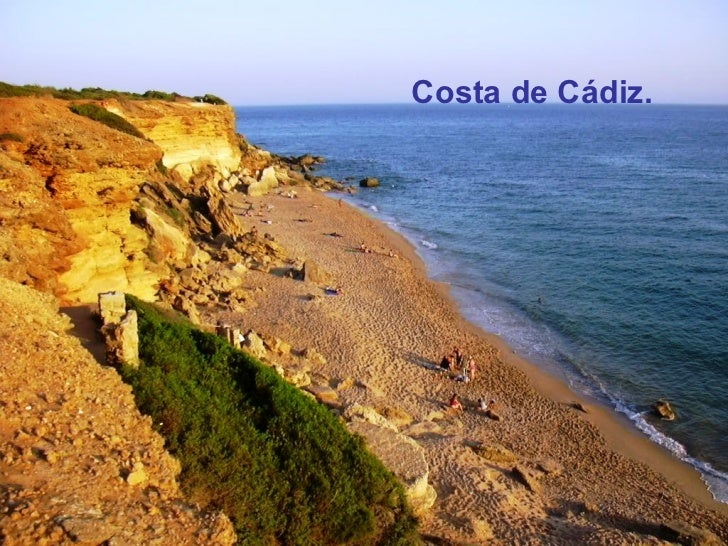 <ul><li>Costa de Cádiz. </li></ul>