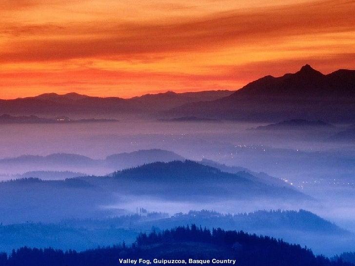 Valley Fog, Guipuzcoa, Basque Country