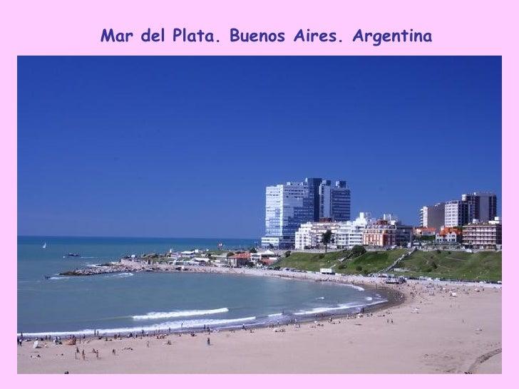 Mar del Plata. Buenos Aires. Argentina
