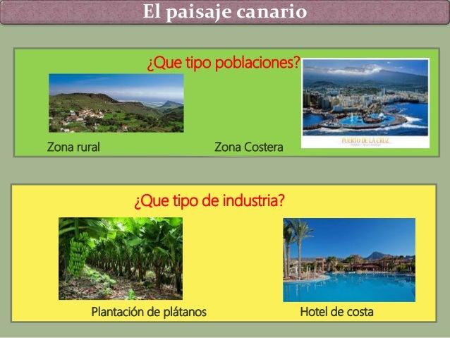 Paisajes agrarios e industriales de espa a - Tipos de paisajes ...