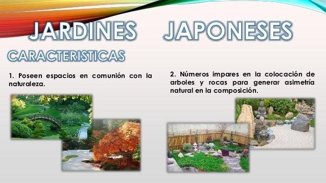 Paisajismo Jardines Chinos y Japoneses