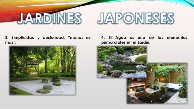 Paisajismo jardines chinos y japoneses for Chino el jardin