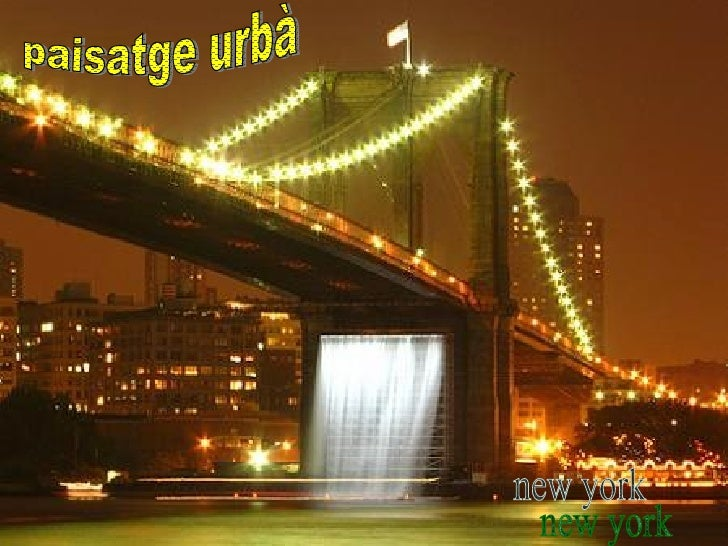 paisatge urbà new york