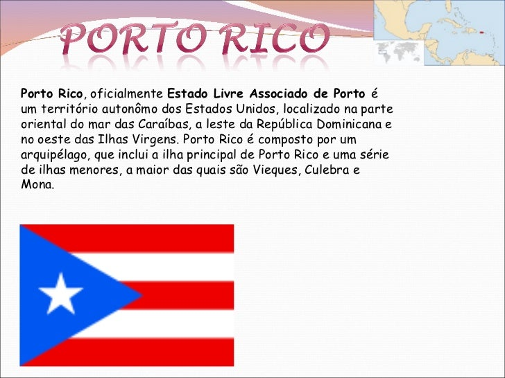 Paises que falam espanhol for Armadi california porto rico