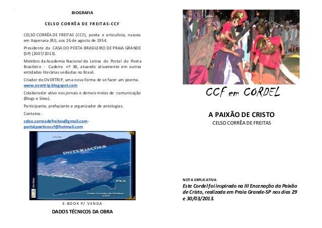 m                                BIOGRAFIA                  CELSO CORRÊA DE FREIT AS -CCF      CELSO CORRÊA DE FREITAS (CC...