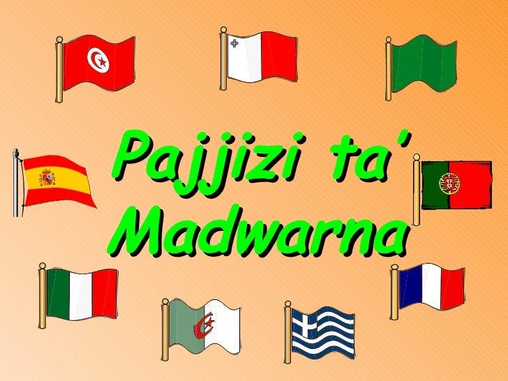 Pajjizi ta' Madwarna