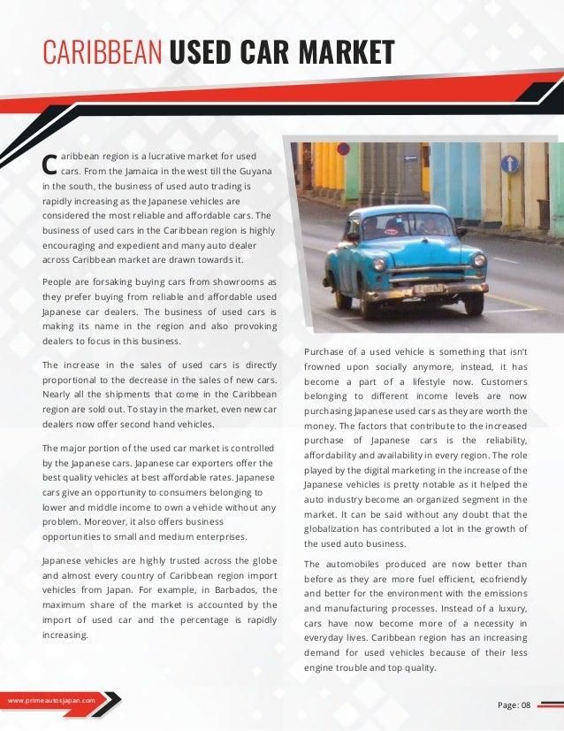 Prime Autos Japan Magazine December 2017 Edition